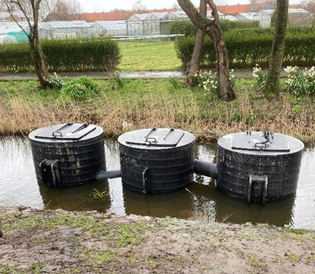 vaste opstelling maatwerk waterqi uitvoering