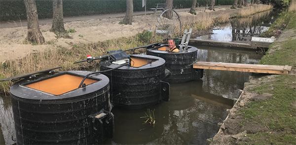 waterqi in het nieuws schiedamsnieuws